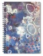 A Message Of Love Spiral Notebook