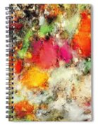 A Narrow Escape Spiral Notebook