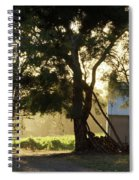 A New Day - Magpie Springs - Adelaide Hills Wine Region - South Australia Spiral Notebook