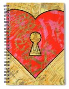 A Steamy Romance Spiral Notebook