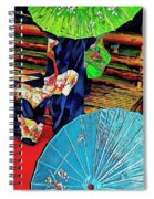A Touch Of Japan Spiral Notebook