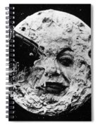A Trip To The Moon, 1902  Spiral Notebook