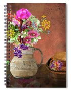 A Visit To Grandma's House Spiral Notebook