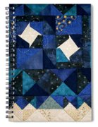 A Winter Snowscape Spiral Notebook
