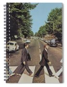 Abby Road Spiral Notebook