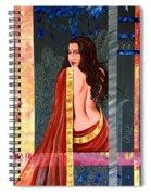 Abhisarika 2 Spiral Notebook