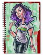 Abi Spiral Notebook