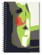 Abstract 980 Spiral Notebook