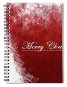 Abstract Tree2 Spiral Notebook