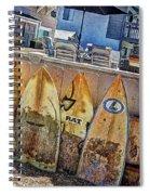 Acacia Street Spiral Notebook