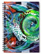 Acidfish 104 Spiral Notebook