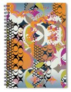 Acorns Spiral Notebook