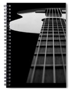 Acoustic Guitar Musician Player Metal Rock Music Lead Spiral Notebook