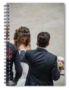 Adjustments Spiral Notebook