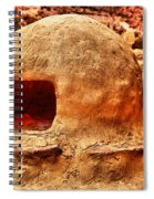 Adobe Stove Spiral Notebook