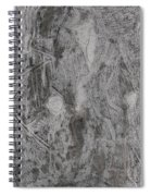 After Billy Childish Pencil Drawing 3 Spiral Notebook