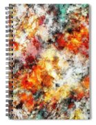 Afterburner Spiral Notebook