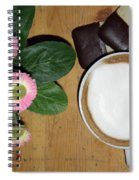 Afternoon Pick-me-up Spiral Notebook