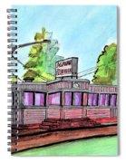 Agawam Diner Spiral Notebook
