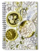Age Of Circular Machines Spiral Notebook