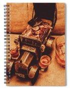 Aged Since 1918 Spiral Notebook