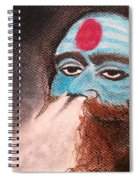 Aghori  Spiral Notebook
