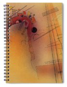 Aglow, 1928 Spiral Notebook