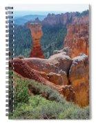 Agua Canyon - Bryce Canyon - Utah Spiral Notebook
