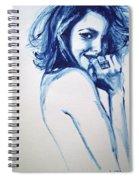 Ahna Spiral Notebook