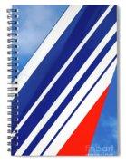 Air France 777 1 Spiral Notebook