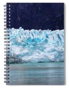 Alaskan Glacier Spiral Notebook