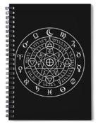 Alchemical Sigil Spiral Notebook