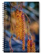 Alder Blossoms Spiral Notebook