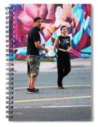 Alek And Chris Spiral Notebook
