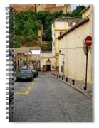 Alhambra, Spain  Spiral Notebook