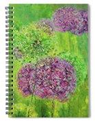 Alium Spiral Notebook