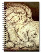 All Dogs Are Angels Spiral Notebook