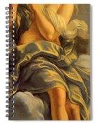 Allegoria Dell Inclinazione 1615 Spiral Notebook