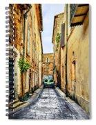 Alley In Avignon Spiral Notebook