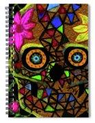 Alma, Sugarskull Spiral Notebook