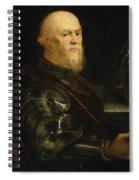 Almirante Veneciano   Spiral Notebook