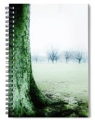 Alone But Not Abandoned Spiral Notebook