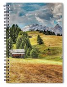 Alpine Beauty Spiral Notebook
