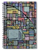 Altas Metamorph - Phoenix #1 Spiral Notebook