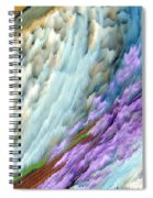 Altered Frequencies Spiral Notebook