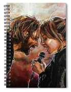 Always Remember Us This Way Spiral Notebook