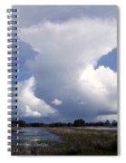 Amazing Cloud Spiral Notebook