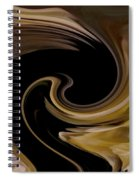 Ambergris Spiral Notebook