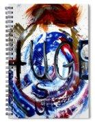 America Spiral Notebook