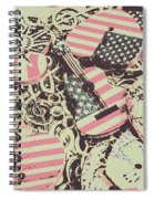 Americana Audio Spiral Notebook